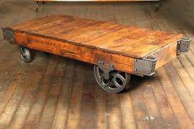 cart coffee table old furniture cart coffee table best image railroad cart coffee table pottery barn cart coffee table
