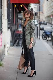 KAKI-BLACK & MOKA Veste Only Pantalon Vero Moda Top <b>Ikks</b> ...