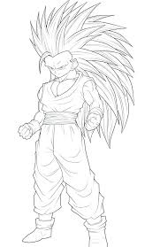Gotenks Coloring Pages Bballcordobacom