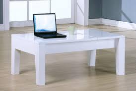 alison lift up high gloss coffee table