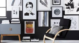 wall to wall art your walls are a blank canvas primed for