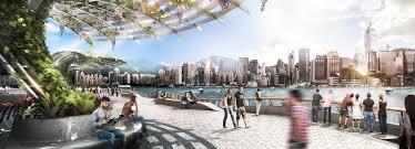 hk open office space. James Corner Explains Field Operations\u0027 Plans To Renovate Hong Kong\u0027s Tsim Sha Tsui Waterfront Hk Open Office Space