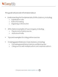 Apa Format 6th Edition Sample Essay Sample Professional Resume