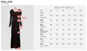 Punk Rave Size Chart Black Long Dress With Long Sheer On The Back Elegant Gothic Punk Rave