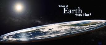 Image result for jazzy flat earth image