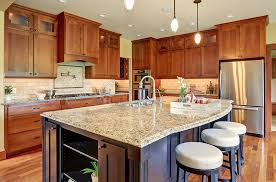 beige granite countertops colors styles designing idea