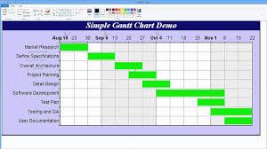Engineering Basics What Is A Gantt Chart
