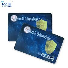 <b>Shielding</b> RFID NFC RFID Blocking Card_China rfid <b>card</b>,rfid tag ...