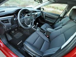 toyota corolla 2015 interior seats. where the corolla excels is in terms of interior layout seat comfort and toyota 2015 seats o