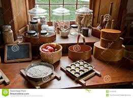 Old Fashioned Kitchen Old Fashioned Kitchen Royalty Free Stock Images Image 34161579