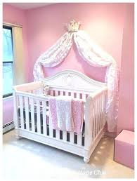 Crib Canopy Crown Wall Crown For Nursery Crib Canopy Bed Crown ...