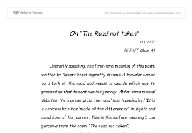 excellent ideas for creating the road not taken by robert frost essay the road not taken by robert frost poetry foundation