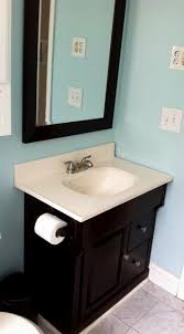 one was ed and leaked at home depot on for 29 and a large mirror at lowe s on for 20 which i also stained to match the vanity