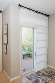 sliding glass doors coverings. Fine Sliding Our NEW Patent Pending Sliding Glass Door Curtain Its A Shade In Doors Coverings D