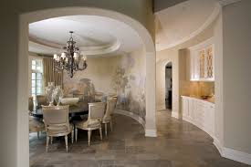 chicago curved back dining with upholstered room chairs traditional and white cabinets