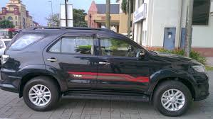 Toyota Puchong: Toyota Fortuner