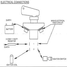 fia master switch (6 pole) kaber performance Car Kill Switch Wiring Diagram fia master switch car kill switch wiring diagram