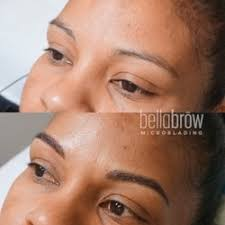 Phibrows is a european company that has created a world renowned method of performing microblading that consistently produces high quality results. Best Eyebrow Services Near Bellabrow Microblading In Durham Nc Yelp