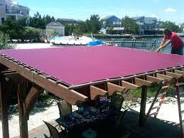 Ideas Waterproof Patio Cover Or Pergola Cover Ideas Fabric For