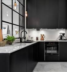 White Kitchen Black Sink Kitchen Design Ideas