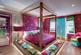 Good Looking comforters for teens in Bedroom Contemporary with Wooden Bed  next to Kids Bedroom alongside Bed Design and Funky Teen Bedrooms