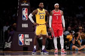 Houston Rockets Depth Chart Carmelo Anthony Says He And Lebron Talked About Melo Playing