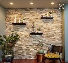 Decor Stone Wall Design Basement Wall Ideas Stone Home Design Plan 13