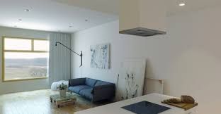 kitchen island extractor fan