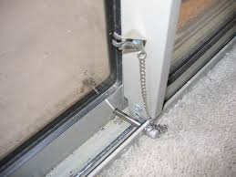 how to use sliding door pin lock designs