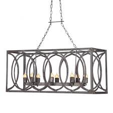 new orleans linear lantern rectangular chandelierlinear chandelierlighting