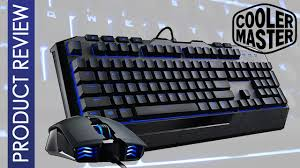 Cm Storm Devastator Keyboard Not Lighting Up Devastator Ii Keyboard Mouse Combo By Cooler Master Review Not Just For Gamers