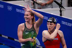 Titmus schlägt Schwimmstar Ledecky ...