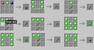minecraft crafting. [1.7.3]Trio Gems1.7 - Minecraft Mods Mapping And Modding: Java Edition Forum Crafting