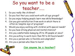 tips for writing the why i want to be a teacher essay answers example essay writing on becoming a teacher program has helped me gain more insight to how i need to be as a teacher and what i need to do to become