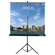 <b>Экран Lumien Eco View</b> 180x180cm Matte White LEV-100102