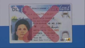 Be Cbs 2020 Ids Older Licenses – Baltimore Maryland Won't By Real Considered