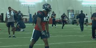 Lufkins Keke Coutee Learns His Spot On Week 1 Texans Depth