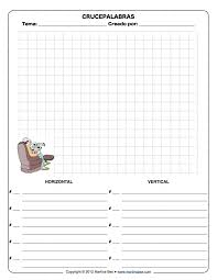 blank crossword puzzle grids printable blank jigsaw piece template unique the comprehensible classroom of