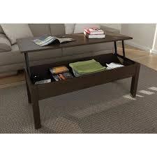 Espresso Lift Top Coffee Table Popular Round Coffee Table For Trunk Coffee  Table