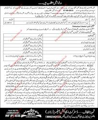 lab assistant wanted in district abbottabad elementary and related jobs