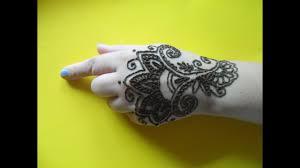 рисунок хной мехенди татуировка хна для росписи тела