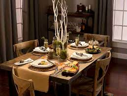 A Rustic Thanksgiving Table