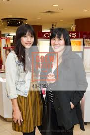 Thien-Kim Ngo with Jeanne Chan