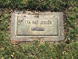 Iva May Jensen (1890-1982) - Find A Grave Memorial