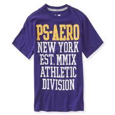 Aeropostale Boys New York Est Graphic T Shirt