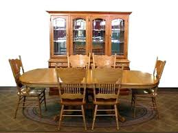 used dining room chairs dining room set for stylish oak dining used dining room chairs