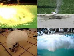 ドライ アイス 爆発