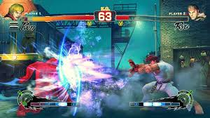 ultra street fighter iv s red focus