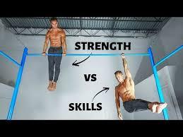 program strength skill training