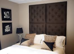 Bedroom, Excellent Padded Wall Panels For Bedroom: Tips and Ideas to  Install Stylish Padded
